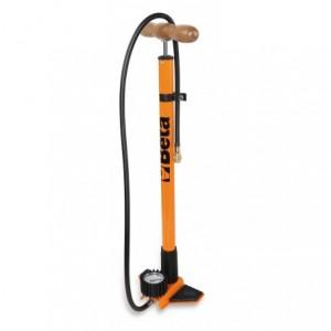 Pompka rowerowa z manometrem Beta 095970100