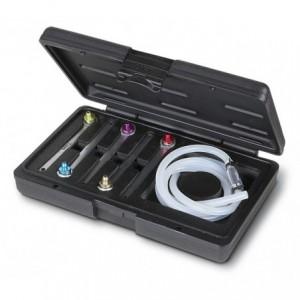 Komplet kluczy do odpowietrzników hamulców 6 elementów 7-8-9-10-11mm Beta 1466/C5 W...
