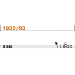 Przewód z końcówkami usb/microusb Beta 1839/R3