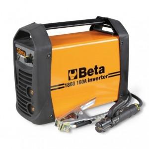 Spawarka inwertorowa z przewodami do spawania 25mm2 Beta 1860/160A 160A