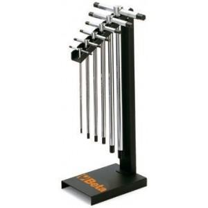Komplet kluczy trzpieniowych sześciokątnych typu t 951 3-10mm 6 sztuk na stojaku Beta...