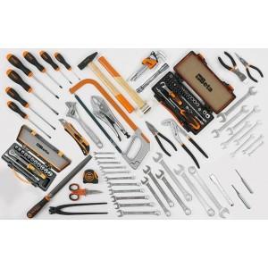 Zestaw 109 narzędzi do ogólnego użytku Beta 5915VU/5