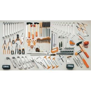 Zestaw 162 narzędzi do użytku w przemyśle Beta 5957VI