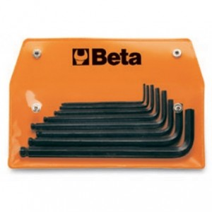 Pokrowiec do kompletu kluczy 96bp/as8 pusty Beta 96BP/ASBV