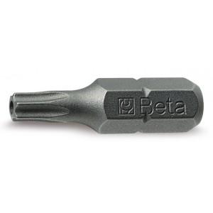 """Końcówka wkrętakowa profil tamper resistant torx zabierak 1/4"""" Beta 861RTX T45"""