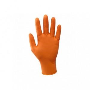 Rękawice grease monkey pom.m/8 (10 szt.) Beta 393044/M