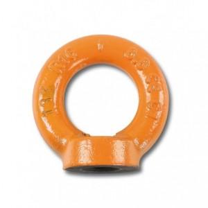 Nakrętka z uchem,laierowana m10 Beta 8043/10
