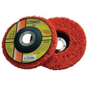 Ściernica flexclear z włókniny flexbrite podłoże z włókna szklanego kształt t27 do...