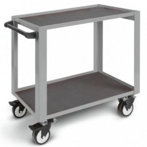 Wózek warsztatowy, narzędziowy BETA o zwiększonej obciążalności, szary (5100/CP51G)