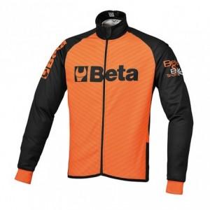Bluza zim.kolarska z dł.ręk.9542gw l Beta 095420103