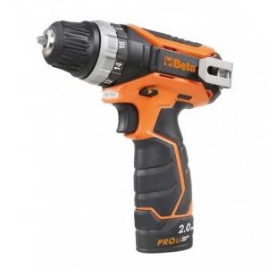 Wiertarka akumulatorowa 12v uchwyt 1-10mm 2 akumulatory 2ah i ładowarka w walizce z...