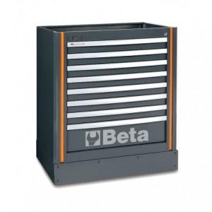 Moduł stały z 8 szufladami do syst.c55 Beta 5500/C55M8