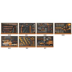 Zestaw 333 narzędzi do obsł.pojazdów Beta 5988ROAD/7M