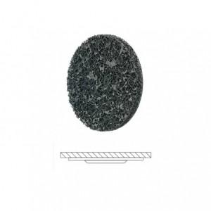 Ściernica flexclean z ziarnem węglika krzemu na podłożu z włókna szklanego z otworem...