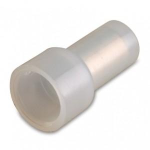 Złączka do izolowanego zakańczania przewodów zakres 0,25-1,5 mm2 nylon kolor naturalny...
