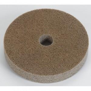 Ściernica prasowana z włókniny flexbrite do montażu z podkładkami zmiarno węglika...