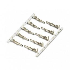 Szczypce do pierścieni wewnętrznych segera proste, model 1032, 140x0,9mm