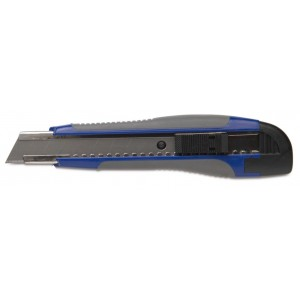 Nóż uniwersalny z wysuwanym ostrzem BM Group 1360