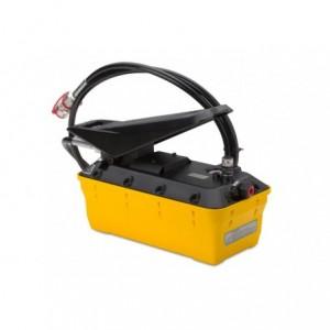 Pompa pneumatyczno-hydrauliczna ze sterowaniem nożnym max 700 bar Beta BM162