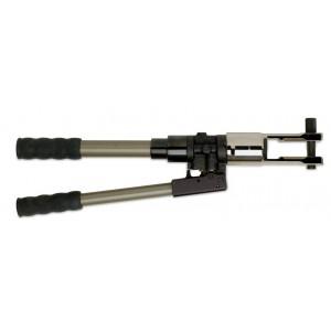 Praska ręczna hydrauliczna w kasecie 80 kn nieizolowane 10-240 mm2 złączki typu c 16-95...