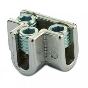 Złącze śrubowe typu t śr14-16 mm 3xm24 mosiądz op. 10 szt. BM Group 2355