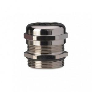 Dławik mosiężny niklowany ip68 gwint pg48 zakres przewodów śr37-44 mm op. 7 szt. BM...