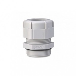 Dławik kablowy ip68 gwint pg 7 szary ral 7035 z uszczelką zakres przewodów śr3-6,5 mm...