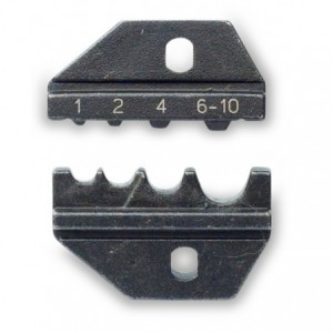 Matryca do zaciskania końcówek nieizolowanych 0,25-6 mm2 do 1661 BM Group 535D