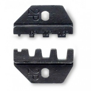 Matryca do zaciskania końcówek tulejkowych 6-16 mm2 do 1661 BM Group 539D