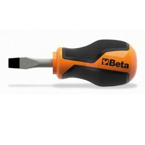 Wkrętak płaski krótki Betagrip Beta 1260N 6,5X30mm na blistrze