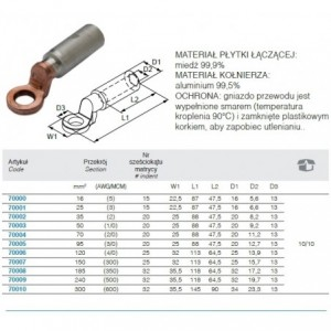 Tulejka rozporowa do 1438, model 1438/r14, 14-18mm