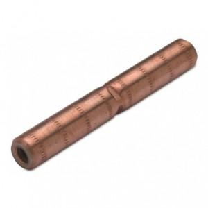 Łącznik rurowy cu do lini napowietrznych wytrzymały na rozciąganie 25/91 sn 25 mm2...