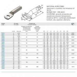 Szczypce do opasek clic z elastycznym przedłużaczem, model 1472fc/l, 630mm