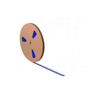 Końcówka tulejkowa izolowana w postaci taśm 0,75/8 0,75 mm2 szara kolor din 46228/4 op....