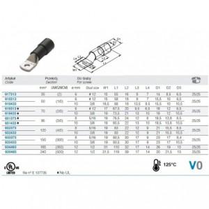 Ściągacz uniwersalny dwuramienny, model 1500n/1