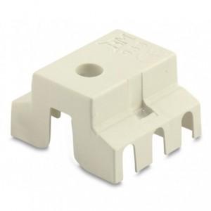 Pokrywa izolacyjna do złączek serii m093 3p pa6.6 biała op. 1000 szt. BM Group 933