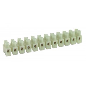 Szczypce do zaciskania nieizolowanych końcówek kablowych otwartych, model 1603, 1,25-5,5mm2