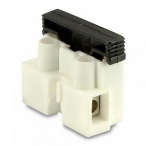 Szczypce samoblokujące do zaciskania izolowanych końcówek kablowych zamkniętych, model 1604, 0,5-6mm2