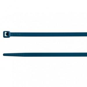 Opaska kablowa wykrywalna,100x2,5 mm niebieska op. 100 szt. BM Group BX1025
