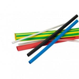 Rurka termokurczliwa 51/25 żółto-zielona 2:1 długość 1 m opakowanie 5 sztuk Beta...
