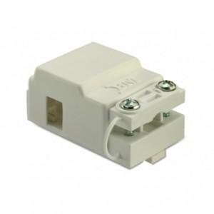 Pokrywa do uchwytów m0983/m0984 biała pa6.6 op. 500 szt. BM Group M098C