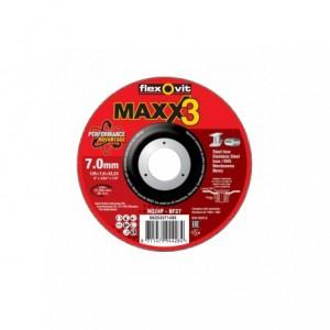 Tarcza inox 180x7x22.23 nq24p t27 fmx3 Beta 66253371497