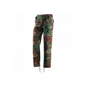 Spodnie t/c kamuflaż zieleń xl Beta 437046/XL