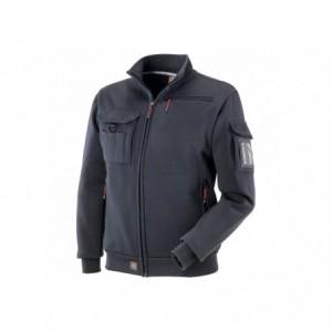 Bluza brez 65/35 granat.r.l Beta 455080/L