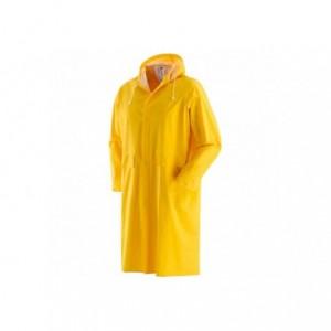 Płaszcz przeciwdeszcz.pcw żółty r.l Beta 462050/L
