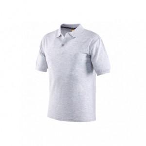 Koszulka polo eco jasnoszara l Beta 471029/L