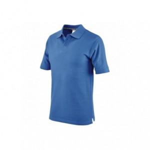 Koszulka polo eco niebieska l Beta 471030/L