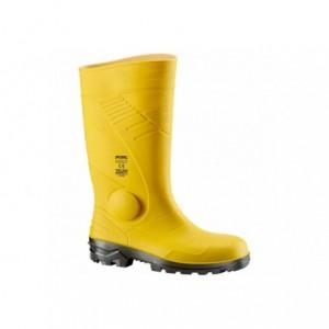 Buty robocze wysokie pcw s5 żółte r.44 Beta 570110/44