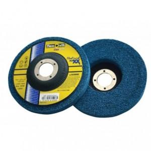 Ściernica flexfinish z włókniny flexbrite podłoże z włókna szklanego kształt t27 do...