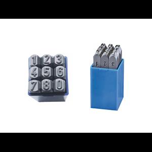 Kpl.znaczników standard cyfry pr.8mm Beta 103080K0